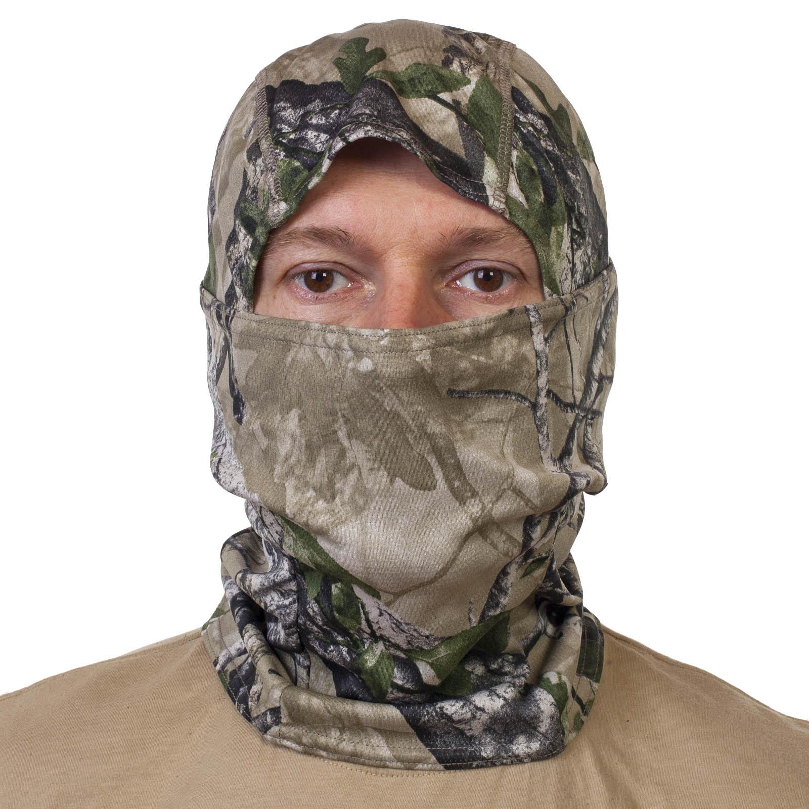 Универсальная маска для лица Realtree Hardwoods Green HD.