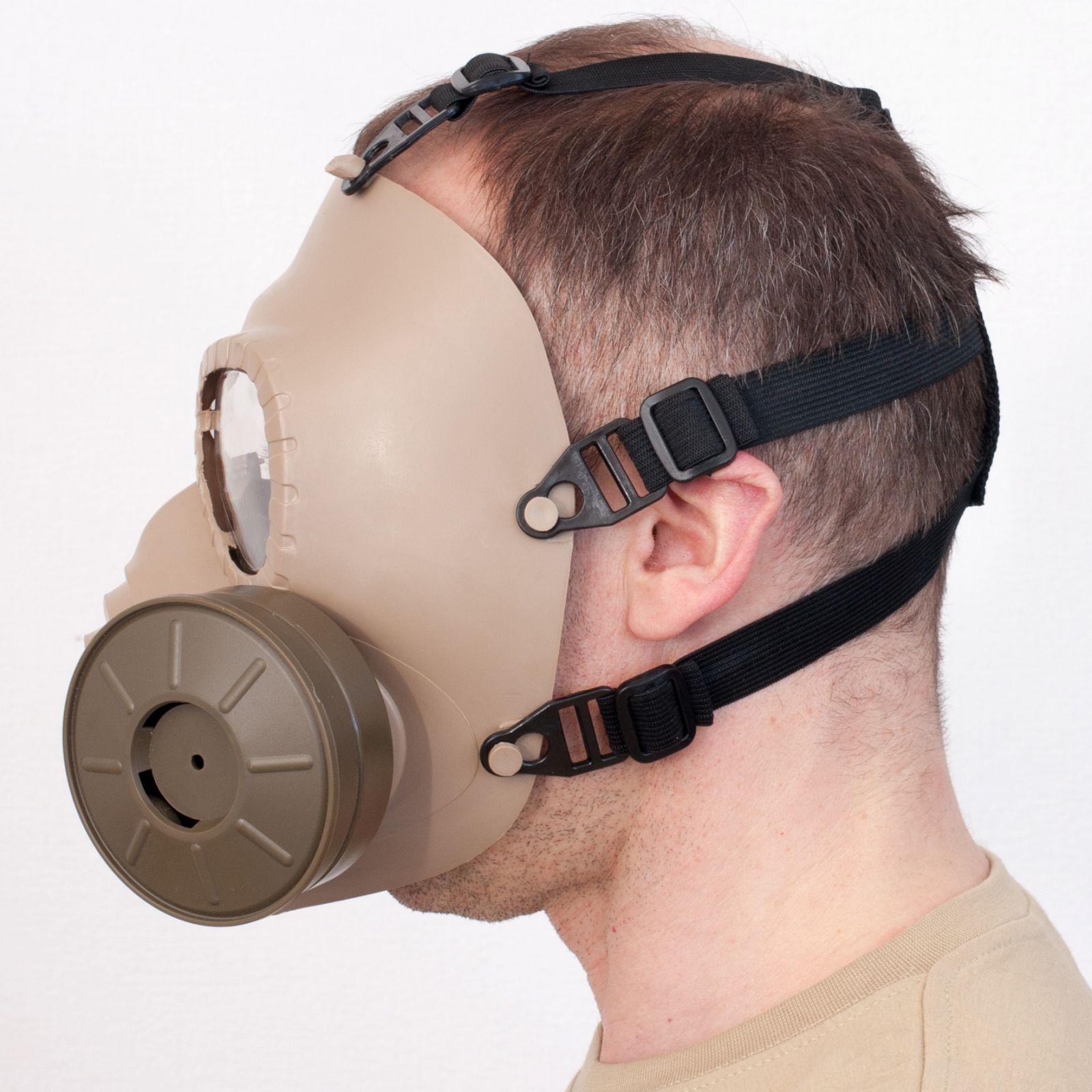 Заказать маску для страйкбола с противогазом