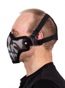 Страйкбольная сетка-маска (из игры Call Of Duty)