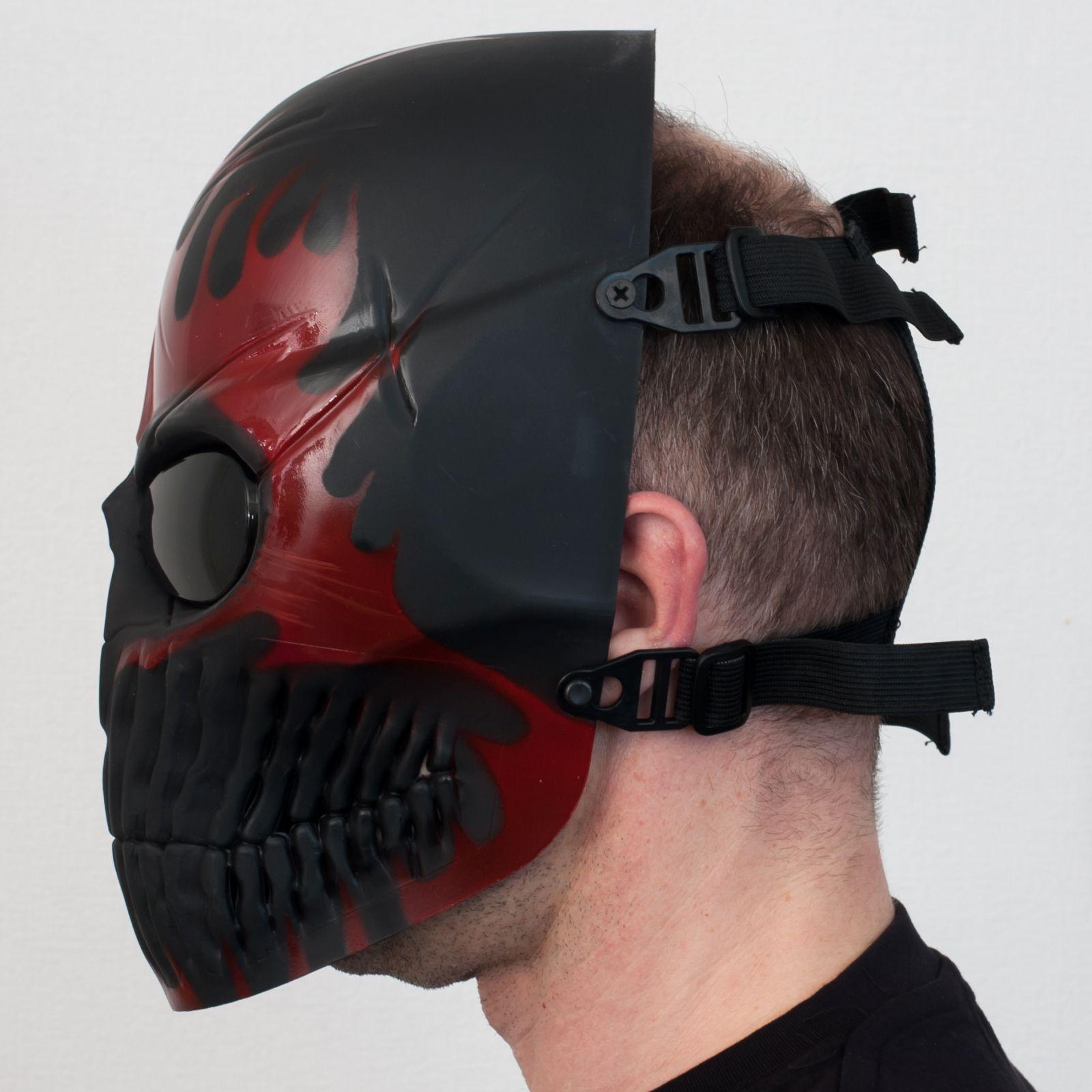 Заказать маску Призрачного гонщика