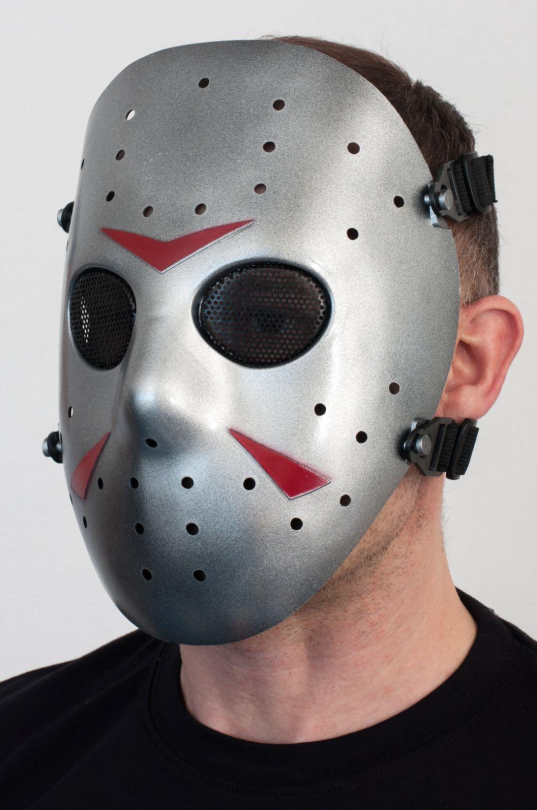 """Маска """"Убийца в хоккейной маске"""""""