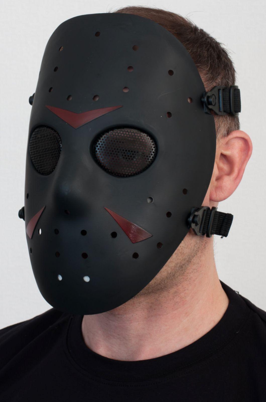 Заказать маску убийцы Джейсона по выгодной цене