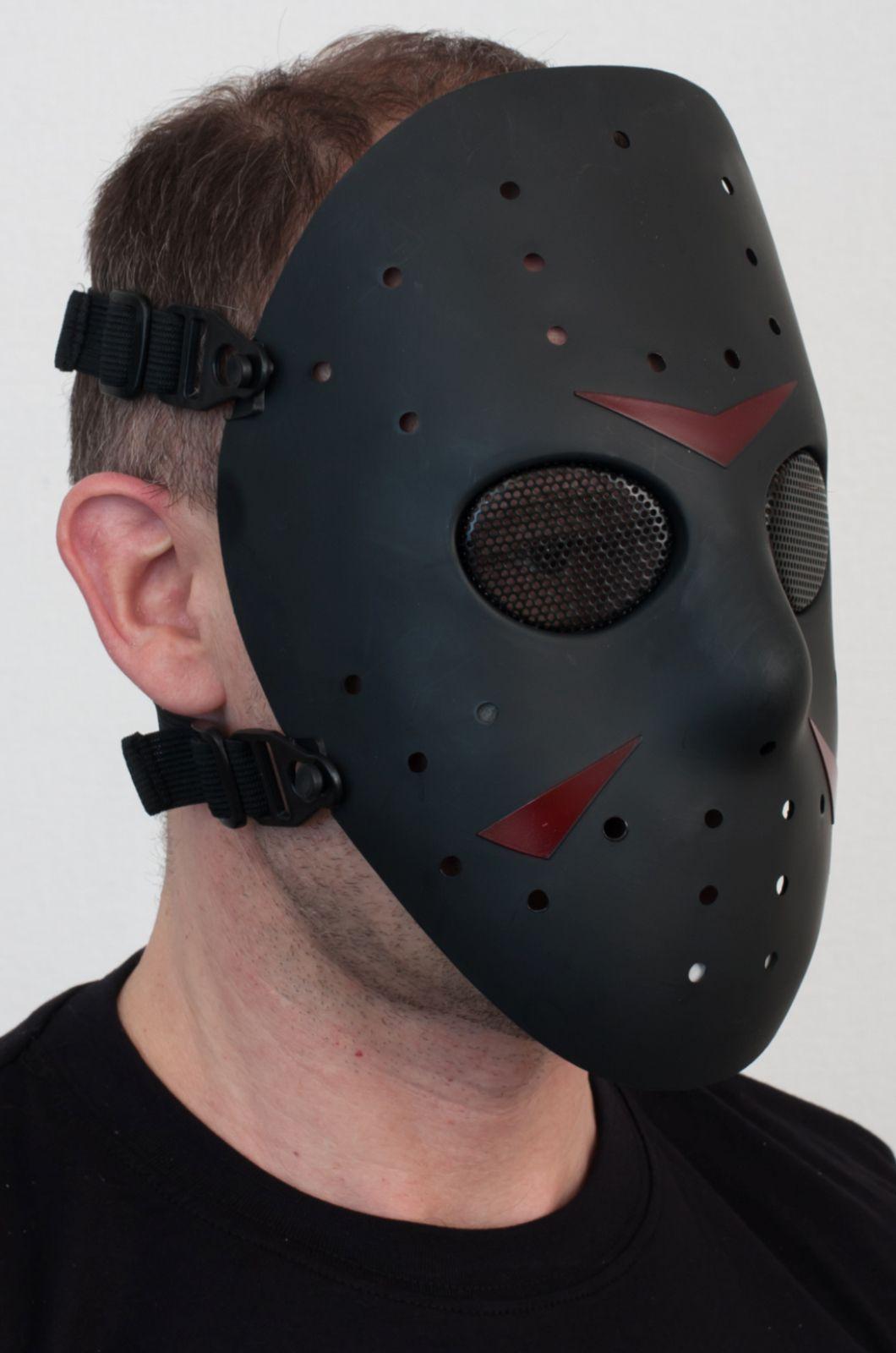 Маска убийцы Джейсона по специальной цене