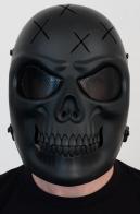 Маска в форме черепа для страйкбола