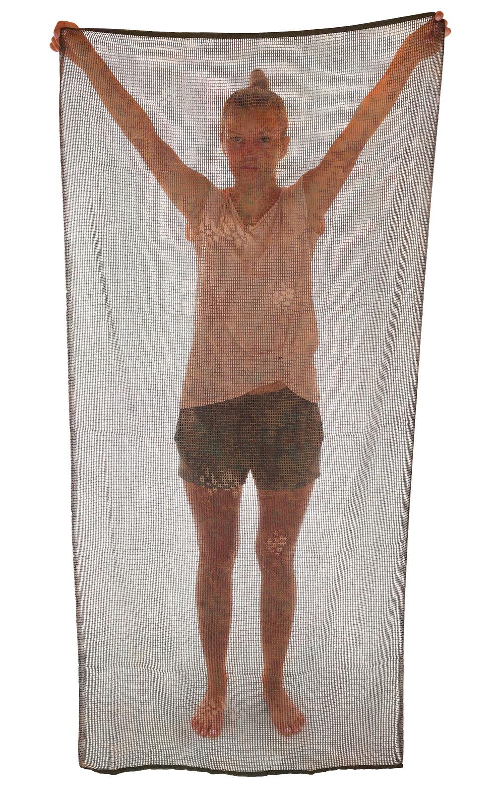 Купить маскировочный шарф-сетку Пиксельный по низкой цене