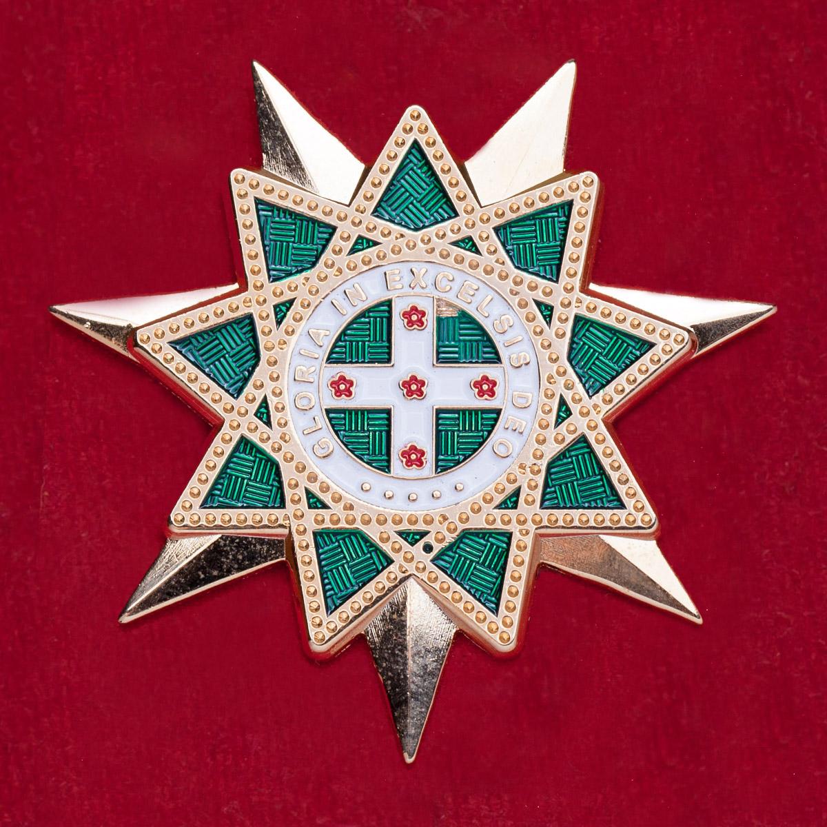 """Масонский значок """"Орден Великой ложи Шотландии"""""""