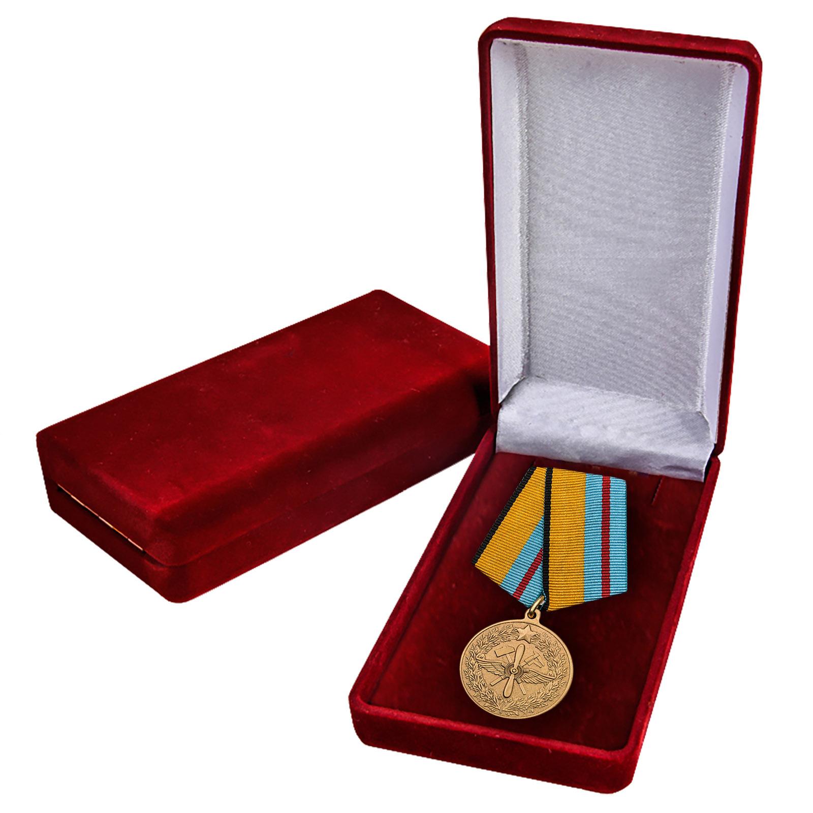 Медаль 100 лет инженерно-авиационной службе