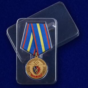 """Медаль """"100 лет Уголовному розыску"""" с доставкой"""