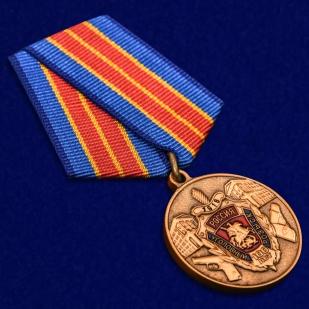 """Медаль """"100 лет УГРО"""""""