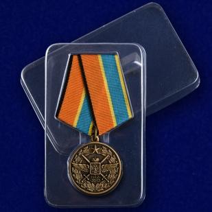 """Медаль """"100 лет Военно-воздушных силам"""" в футляре"""