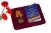 Медаль 100 лет Военной разведки