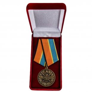 Медаль 100 лет ВВС в футляре