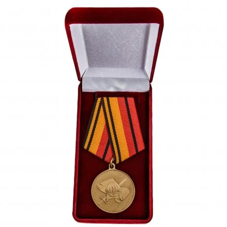 Медаль 200 лет Военно-научному комитету ВС России - в футляре