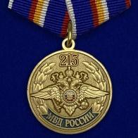 """Медаль """"215 лет МВД России"""""""