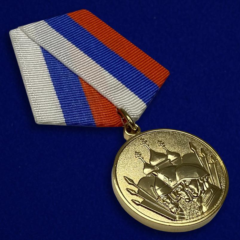 Медаль «23 февраля» - общий вид