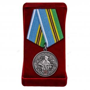 Медаль 51 Парашютно-десантной полк 70 лет в футляре