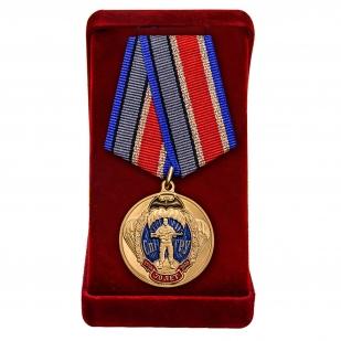 """Медаль """"70 лет Спецназу ГРУ"""" в футляре"""
