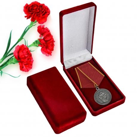 Медаль Александра 2 За усердие