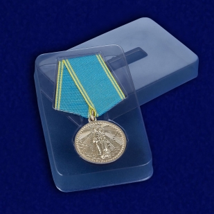 """Медаль """"Благодатное небо"""" в пластиковом футляре"""