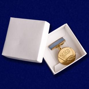 """Медаль """"Борцу за мир"""" с доставкой"""
