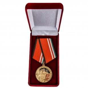 """Медаль """"Чеченская война. 25 лет"""" заказать в Военпро"""