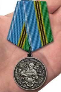 Медаль Воздушно-десантных войск с доставкой