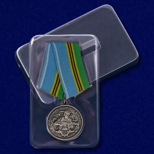 Медаль Воздушно-десантных войск в футляре