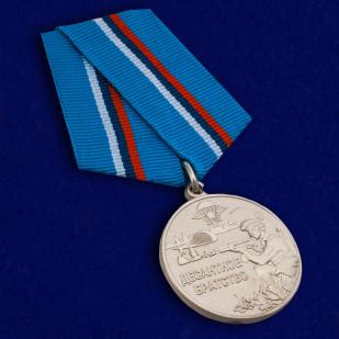 Медаль Десантное братство ВДВ - общий вид