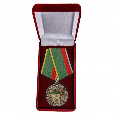 Медаль для ветеранов Погранвойск купить в Военпро