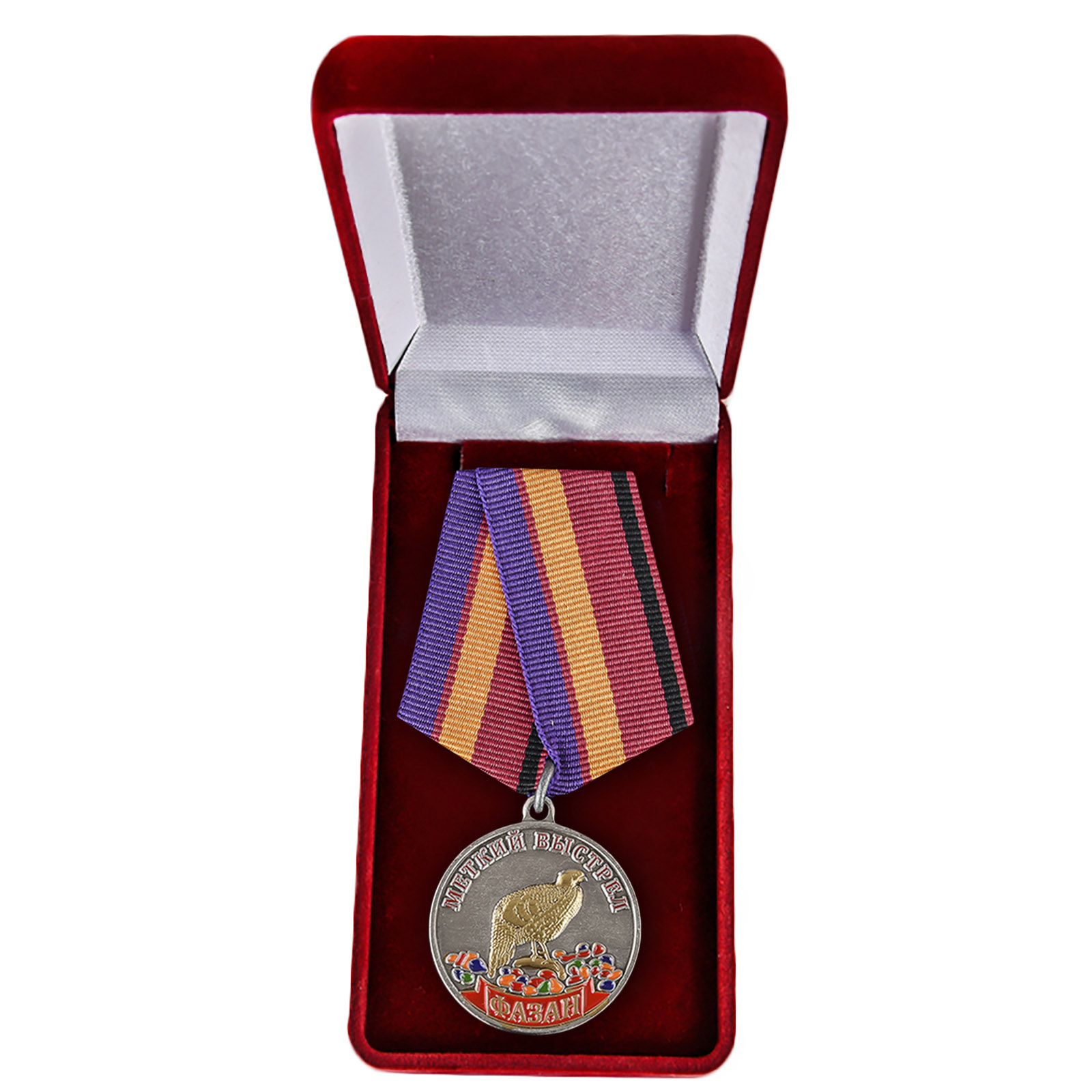 """Медаль """"Фазан"""" купить в Военпро"""