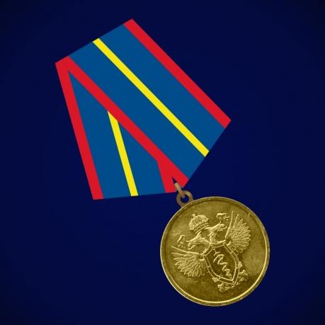Медаль ФСКН «За отличие в службе в органах наркоконтроля» 1 степени