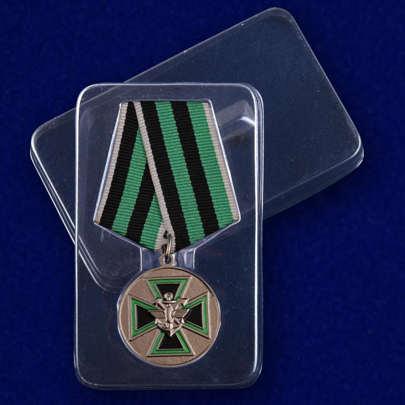 """Медаль ФСЖВ """"За доблесть"""" 2 степени с доставкой"""