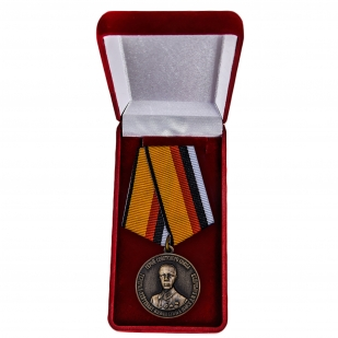 Медаль Герой Советского Союза Карбышев Д.М. - в футляре