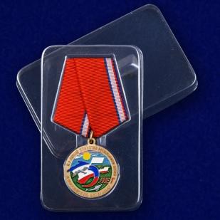Медаль к 5-летию принятия Республики Крым в Российскую Федерацию - в пластиковом футляре
