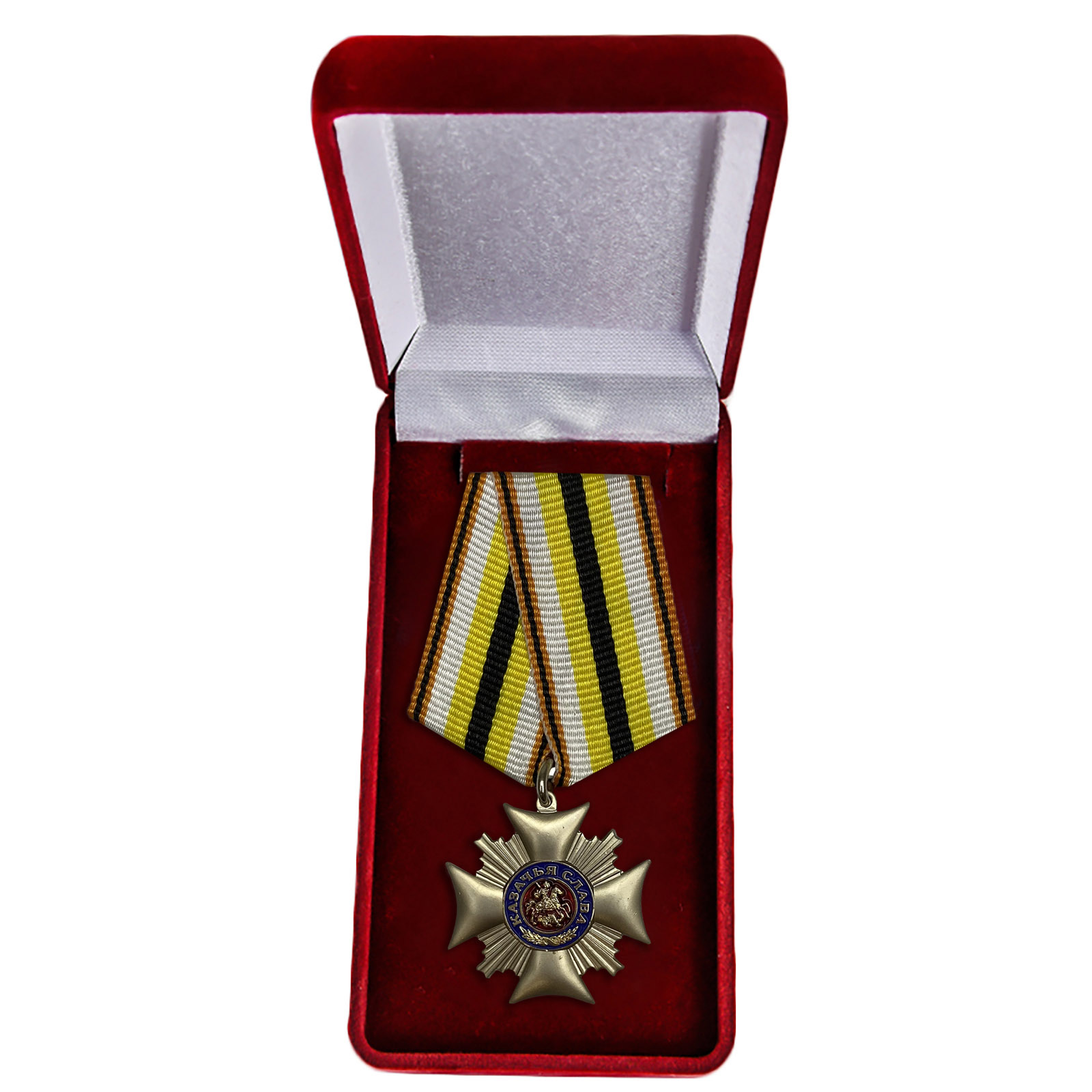 """Медаль """"Казачья слава"""" купить в Военпро"""