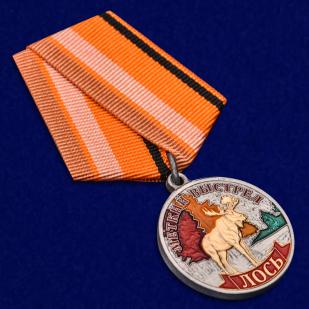 """Медаль """"Лось"""" по выгодной цене"""