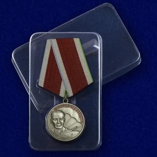 Медаль Маргелова в футляре