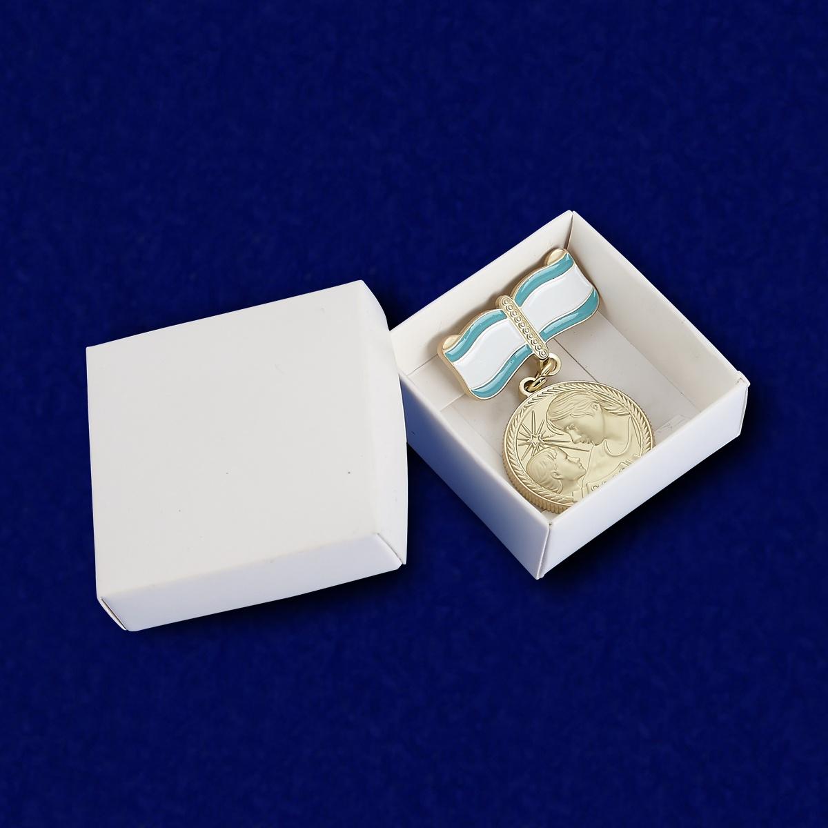 Футляр к медали Материнства СССР 2 степени (муляж)