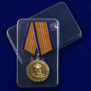 "Медаль МЧС ""Маршал Василий Чуйков"" в футляре"