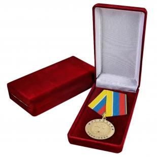 Медаль МЧС РФ «За особые заслуги»
