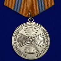 Медаль «За отличие в ликвидации последствий ЧС»