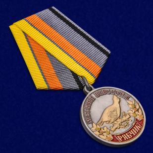 Медаль Меткий выстрел Рябчик - общий вид