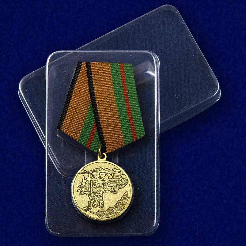 Медаль «За разминирование» МО в футляре