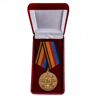 Медаль МО РФ 50 лет Роте почетного караула Военной комендатуры Москвы - в футляре