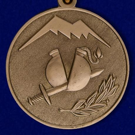"""Медаль """"Участнику разминирования в Чеченской Республике и Республике Ингушетия"""" МО РФ"""