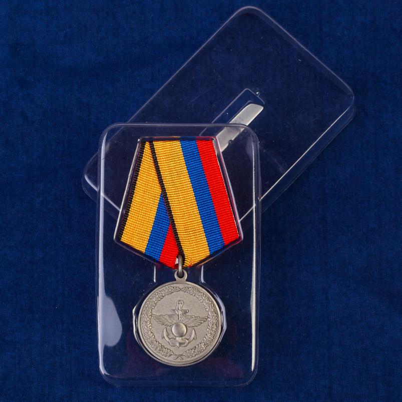 Медаль «За отличие в учениях» МО РФ с доставкой