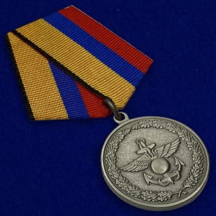 Купить медаль «За отличие в учениях» МО РФ