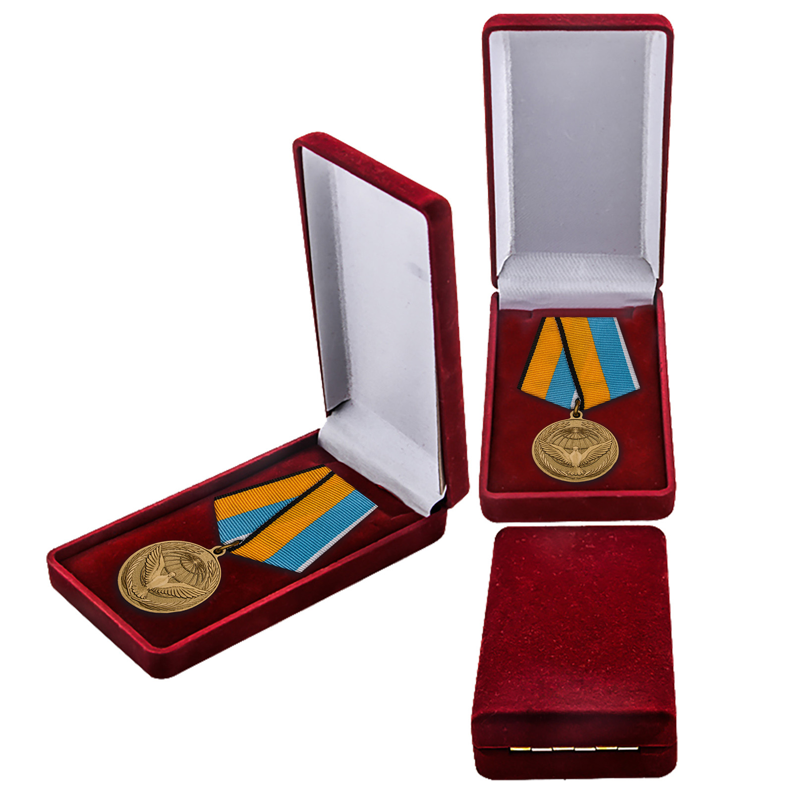 """Медаль МО """"Участнику миротворческой операции"""" заказать в Военпро"""