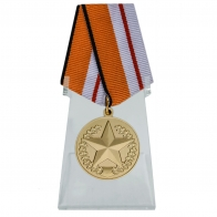 Медаль МО За отличие в соревнованиях на подставке