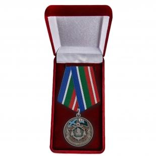 """Медаль """"Морчасти Погранвойск"""" в футляре"""
